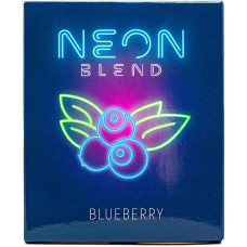Смесь Neon Blend 50 г Черника (Blueberry) (кальянная без табака)