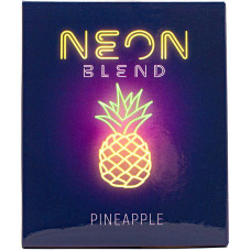 Смесь Neon Blend 50 г Ананас (Pineapple) (кальянная без табака)