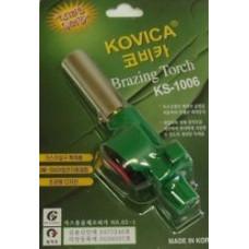 Горелка газовая с пьезоподжигом KOVICA KS-1006