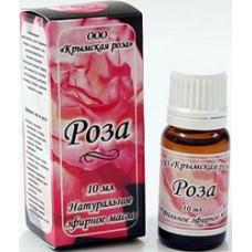 Масло КР эфирное Роза 10мл Крымская роза