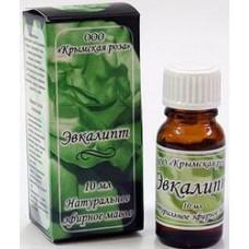 Масло КР эфирное Эвкалипт 10мл Крымская роза