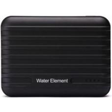 Внешний аккумулятор 10400 mAh Черный Water Element А-10