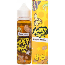 Жидкость Monster Trip 60 мл Uruguay Banana 0 мг/мл