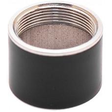 Муфта Декоративная Тип B (Цилиндр) Черный