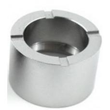 Муфта Декоративная Тип F с воздуховодом (Цилиндр) Стальной
