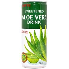 Напиток Lotte Aloe Vera Drink 240 мл