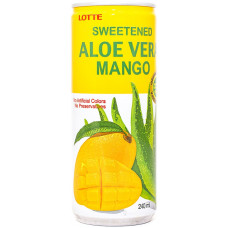 Напиток Lotte Aloe Vera Mango 240 мл