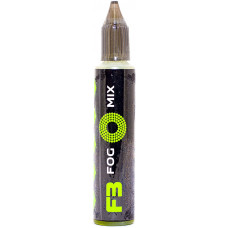 Жидкость Fog Mix 30мл F3 Зеленый Чай Яблоко 3 мг/мл