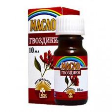 Масло эфирное Гвоздики 10мл MLE001