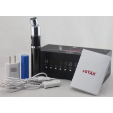 Набор VSTAR-SR 18650 2200 mAh Черный (Батарейный мод)