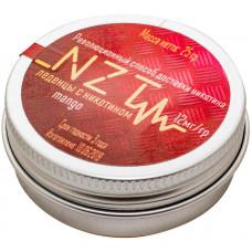 Леденцы NZT v2 Манго 12 мг MANGO STRONG 25 гр Железная банка