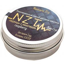 Леденцы NZT v2 Малина 03 мг RASPBERRY LIGHT 25 гр Железная банка