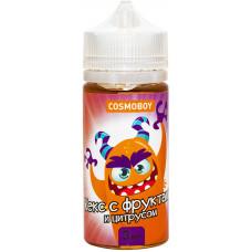 Жидкость Cosmoboy 100 мл Кекс Фрукты Цитрус 3 мг/мл