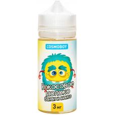 Жидкость Cosmoboy 100 мл Кокосовое Молоко Банан Манго 3 мг/мл