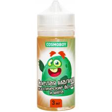 Жидкость Cosmoboy 100 мл Спелая Малина Экзотические Фрукты Мята 3 мг/мл
