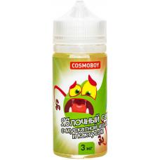 Жидкость Cosmoboy 100 мл Яблочный Сок Ягода Кактус 3 мг/мл