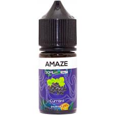 Жидкость Amaze Salt 30 мл Currant 20 мг/мл
