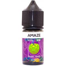 Жидкость Amaze Salt 30 мл Green Apple 20 мг/мл