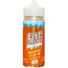 Жидкость Fresh Blood Salt v2 120 мл Devil Mango 3 мг/мл