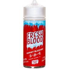 Жидкость Fresh Blood Salt v2 120 мл Garnet Blizzard 3 мг/мл