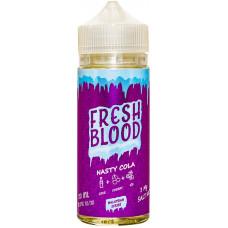 Жидкость Fresh Blood Salt v2 120 мл Nasty Cola 3 мг/мл
