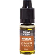 Ароматизатор SmokeKitchen 10 мл Aromas Wild West Tobacco