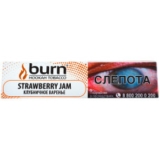 Табак Burn 20 гр Strawberry Jam