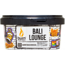 Табак Burn 200 гр Bali Lounge