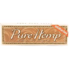Бумага сигаретная Pure Hemp N8 (не отбеленная) 50 листов