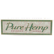 Бумага сигаретная Pure Hemp N8 50 листов