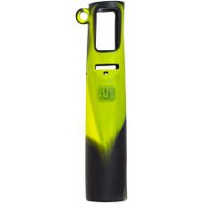 Чехол для iJust S TAO силикон Черно-зеленый