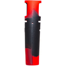 Чехол для iJust S TAO силикон Черно-красный