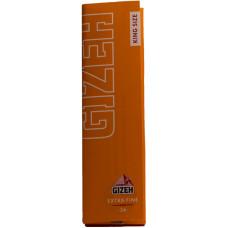 Бумага сигаретная GIZEH King Size Extra Fine 34 листа