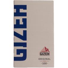 Бумага сигаретная GIZEH Original 100 листов с магнитной защелкой