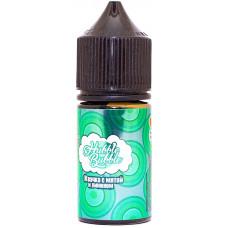 Жидкость Hubble Bubble Hard Salt 30 мл Жвачка Мята Лимон 20 мг/мл