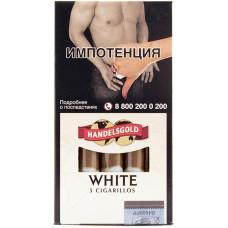 Сигариллы Handelsgold White 5*10*20