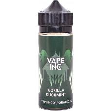 Жидкость Vape Inc. 120 мл Gorilla Cucumint 3 мг/мл