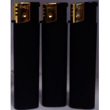 Зажигалка Черная BS-833