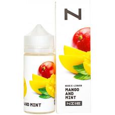 Жидкость Nice 100 мл Mango and Mint 3 мг/мл