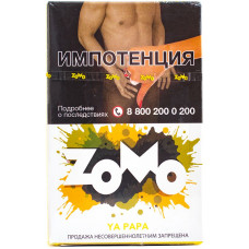 Табак Zomo 50 гр Ya Papa