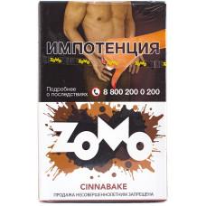 Табак Zomo 50 гр Cinnabake