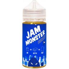 Жидкость Jam Monster (клон) 100 мл Blueberry 3 мг/мл