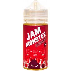 Жидкость Jam Monster (клон) 100 мл Strawberry 3 мг/мл