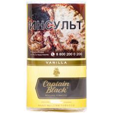 Табак Captain Black сигаретный Vanilla 30 гр (кисет)