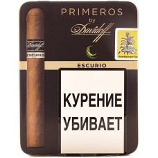 Сигариллы Davidoff Escurio Primeros (Доминиканская республика) 1 шт