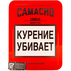 Сигариллы Camacho Corojo Machitos 1 шт (Гондурас)