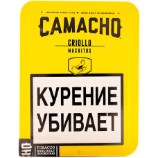 Сигариллы Camacho Criollo Machitos 1 шт (Гондурас)