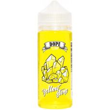 Жидкость Dope Elixir 120 мл Yellow Stone 0 мг/мл