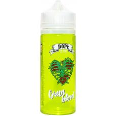 Жидкость Dope Elixir 120 мл Green Blood 1.5 мг/мл