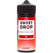 Жидкость Sweet Drop 100 мл Strawberry Popcorn 3 мг/мл